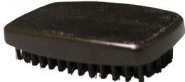 288 Wholesale Block Handle Hairbrush (Military Style)
