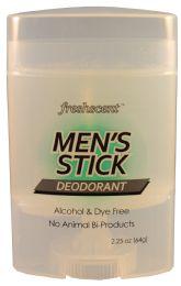 144 Units of 2.25 oz. Men's Stick Deodorant - Deodorant