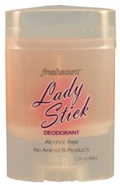 144 Units of 2.25 oz. Ladies Stick Deodorant - Deodorant