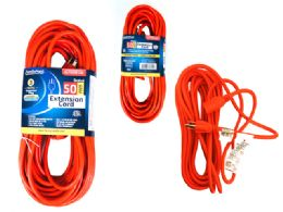 24 of Outdoor 50 Feet Extension Cord