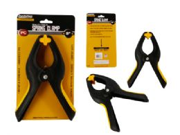 96 Units of Spring Clamp - Clamps