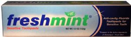24 Units of 4.3 oz. Sensitive Anticavity Fluoride Toothpaste - Toothbrushes and Toothpaste