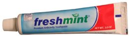 72 Units of 3.0 oz. Premium Anticavity Fluoride Toothpaste - Toothbrushes and Toothpaste
