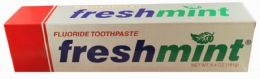 48 Units of 6.4 oz. Anticavity Fluoride Toothpaste - Toothbrushes and Toothpaste
