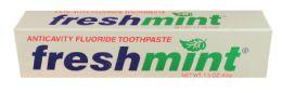 144 Bulk 1.5 oz. Anticavity Fluoride Toothpaste