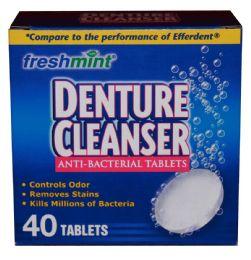 24 Bulk Boxed Denture Cleanser Tablets