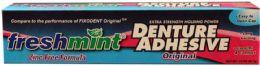 72 Bulk 2 oz. Denture Adhesive