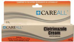 72 Bulk 1 oz. Clotrimazole Antifungal Cream