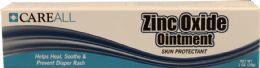 72 Bulk 1 oz. Zinc Oxide Ointment