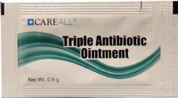 1728 Bulk 0.9g Triple Antibiotic Ointment Packet