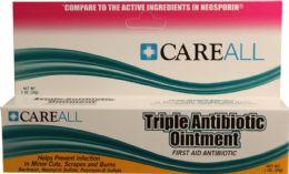 72 Bulk 1 oz. Triple Antibiotic Ointment