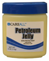 72 Bulk 4 oz. Petroleum Jelly Tube