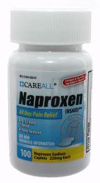 24 Bulk Naproxen Caplets 220mg 100/bt