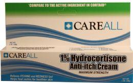 72 Bulk 1 oz. 1% Hydrocortisone Cream