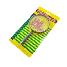 36 Wholesale 100mm Magnifying Glass