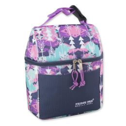 24 Bulk Fridge Pack Dome Lunchbox- Grey