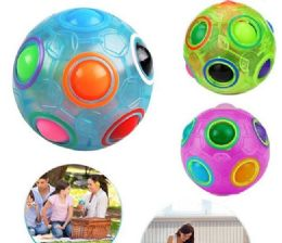 36 Units of Magic Puzzle Ball Toy - Puzzles