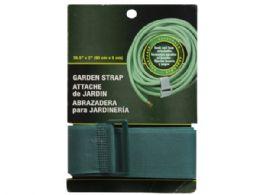 36 Units of 3 Hook and Loop Garden Hose Strap - Garden Tools