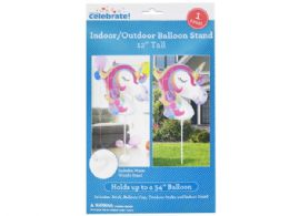 36 Wholesale Indoor and Outdoor Balloon Stand Kit