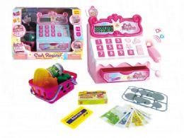 12 Units of Cash Register Play Set - Educational Toys