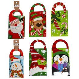48 Units of Gift Bag 3pk Small Christmas - Christmas Gift Bags and Boxes