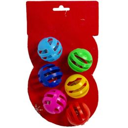 42 Wholesale Cat Toy Lattice Ball With Bell