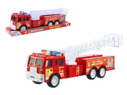 36 Units of Friction Rescue Vehicle - Cars, Planes, Trains & Bikes