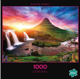 6 Units of Buffalo Gm Photography 1000pc Pzl 11 Asst - Puzzles