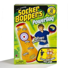 "6 Units of ""no Amazon Customer""  Socker Bopper Power Bag - Toys & Games"
