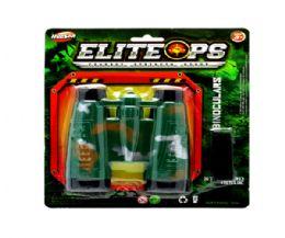 48 Units of Military Binocular On Card - Educational Toys