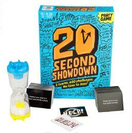 4 Units of Big Potato - 20 Second Showdown Family Party Game - Educational Toys