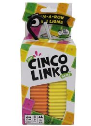 4 Units of Cinco Linko, AwarD-Winning Travel Game For Kids And Adults - Educational Toys