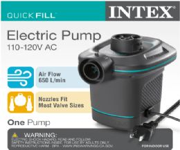 6 Units of 120 Volt QuicK-Fill Ac Electric Pump () - Sporting and Outdoors