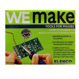 12 Units of We Make Soldering Kit - Educational Toys