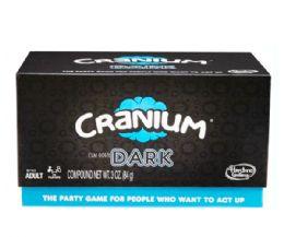 4 Units of Cranium Black Game - Educational Toys