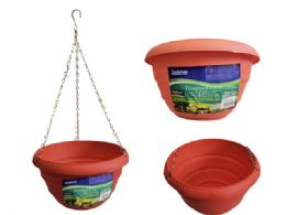 48 Units of Hanging Flower Pot Planter - Garden Planters and Pots