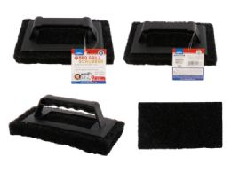 96 of Bbq Scrubber Pad with Handle