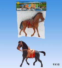 48 Bulk Horse in PVC bag header card