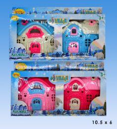 48 Bulk Villa house in box