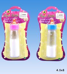 72 Bulk Magic bottle in blister card