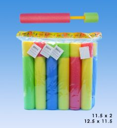 48 Units of 12in water pump in poly bag - Girls Toys
