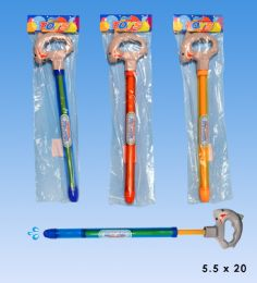 48 Units of Water pump in pvc bag header card - Girls Toys