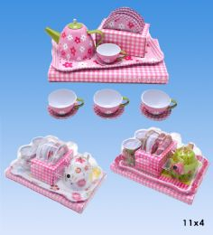 24 Bulk Tea play set in bubble box