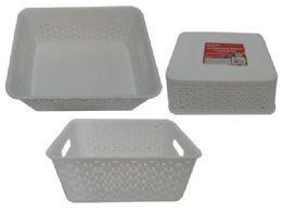 24 Wholesale Basket Storage