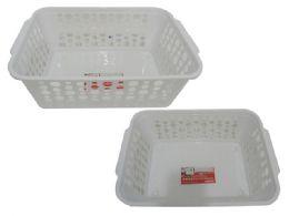 24 Wholesale Plastic Basket