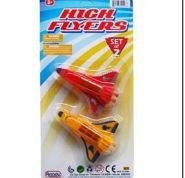 72 Units of 2 Piece Airliners Set Assorted - Cars, Planes, Trains & Bikes