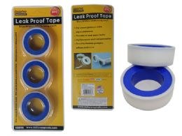 96 Wholesale 3pc Leakproof Tape