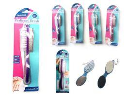 144 Bulk Pedicure Brush