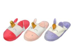 48 of Kids Animal Plush Slippers