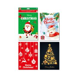 48 Units of xmas cards with envelopes - Christmas Cards